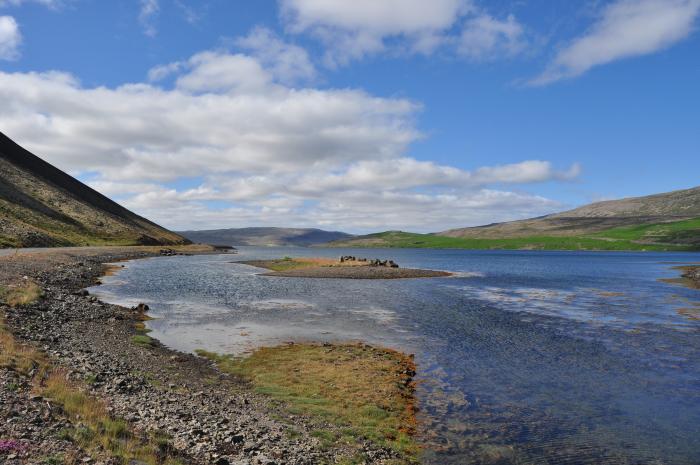 IJsland - Patreksfjordur