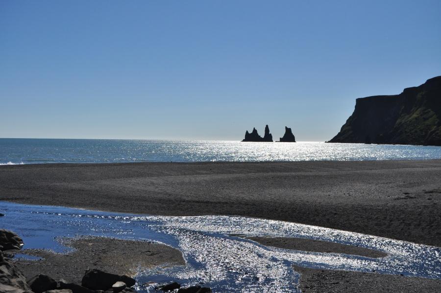IJsland - Reynisdrangur