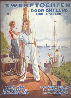 Zwerftochten door ons land - Zuid-Holland