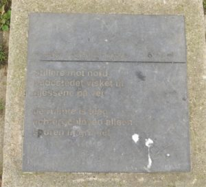 Schiermonnikoog - Kaap Kobbeduinen