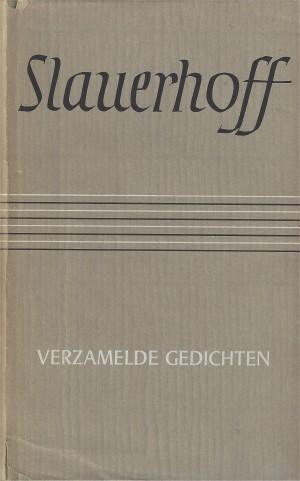 J.Slauerhoff - verzamelde gedichten