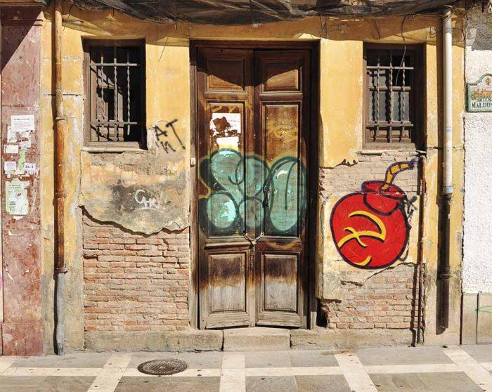 Ramen en deuren - Granada